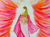 engel-rosarot
